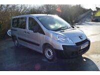 Peugeot EXPERT TEPEE 2011, 1.6 diesel, wheelchair access