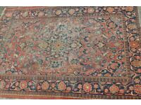 Antique elegant rug