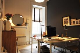 Parking Space in Charing Cross - £100p/m - Co-working desk space office share - £150p/m