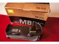 Nikon MB-D10 Battery Grip for DSLR D700 / D300s / D300