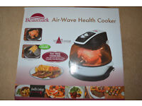 USED BEAUMARK AIR WAVE HEALTH COOKER, WITH INSTRUCTIONS