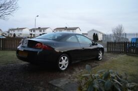 2000 FORD COUGAR, BLACK, COUPE, PETROL 2.0L