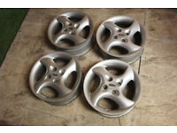 "Genuine FORD Mondeo ST 16"" Alloy wheels 4x108 ST24 Focus Fiesta Puma Alloys"