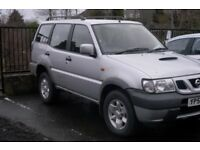 Nissan Terrano II LWB For Spares/Repairs