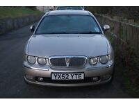 For Sale,Rover 75 1.8 petrol manual