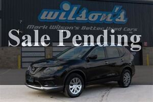 2016 Nissan Rogue S AWD! $68/WEEKLY@5.49% ZERO DOWN!  REAR CAMER