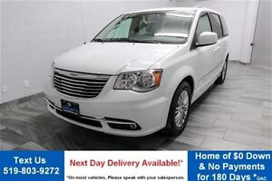 2016 Chrysler Town & Country TOURING w/ STOW + GO! LEATHER! DUAL