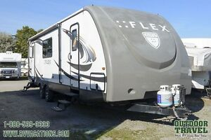 2014 Augusta Flex 30RK Travel Trailer