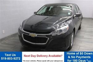 2014 Chevrolet Malibu LT w/ PARTIAL LEATHER! ALLOYS! BLUETOOTH!