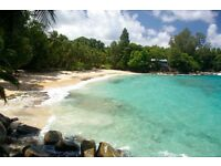 Free holiday beachfront house-sitting position for couple in the Seychelles
