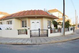Super 3 Bedroom Detached Bungalow - Avgorou - Cyprus