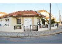 Super 3 Bedroom Detached Bungalow - Avgorou - Cyprus