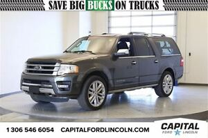 2016 Ford Expedition Max Platinum 4WD **New Arrival**