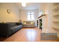 REFURBISHED 4 BEDROOM APARTMENT TO RENT IN OVAL SW9 - SECONDS FROM OVAL TUBE STATION (NORTHERN LINE)