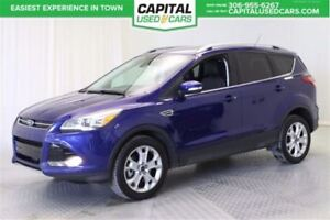 2016 Ford Escape Titanium**ACCIDENT FREE**LEATHER**NAV.**SUNROOF