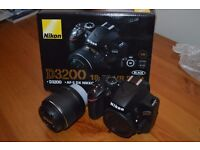 BRAND NEW - NIKON D300 with 18-55mm lens