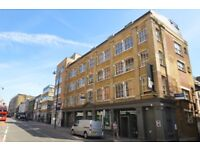 Studio apartment enviably located on Curtain Road - SOME BILLS INCLUDED