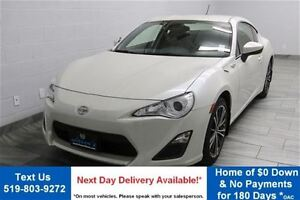 2014 Scion FR-S 2.0L 6-SPEED COUPE! ALLOYS! BLUETOOTH! POWER PAC
