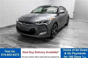 2012 Hyundai Veloster TECH PKG! NAVIGATION! PANORAMIC ROOF! HEAT