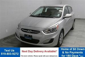2015 Hyundai Accent GL HATCHBACK! 1.6L AUTOMATIC! HEATED SEATS!