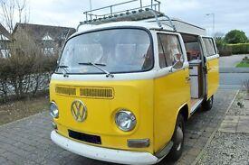 VW T2 Campervan for sale