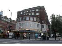 Studio flat in Euston Road, Euston