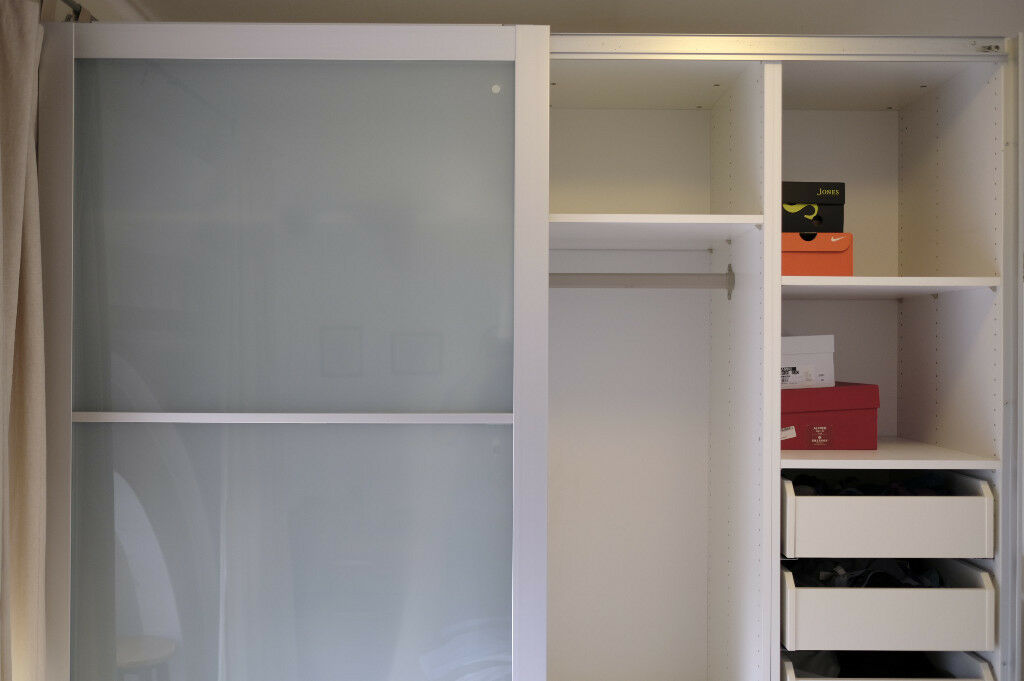 Very Cheap Pax Storage System Wardrobe With Shelves