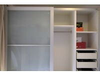 (VERY CHEAP) PAX Storage system / Wardrobe with shelves and drawers IKEA - Huge storage capacity