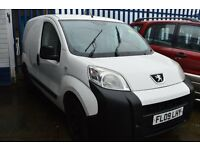 Peugeot BIPPER S HDI 2009 In very Good condition with MOT Until April 2017