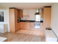 Ensuite double bedroom in modern central Southampton apartment