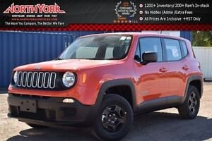 2016 Jeep Renegade Sport 4x4|Keyless,Sound,Power Air Pkgs|R-Star