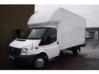 LAST MINUTE MAN AND VAN HIRE FURNITURE REMOVALS WASTE COLLECTION HOUSE MOVERS MOTORBIKE RECOVERY