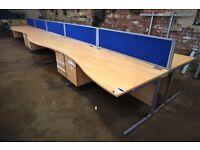 desk partitions