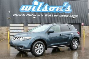 2012 Nissan Murano SL AWD! LEATHER! SUNROOF! CAMERA! HEATED STEE