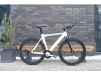 "Brand new NOLOGO ""X"" TYPE single speed fixed gear fixie bike/ road bike/ bicycles qqp"