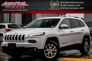 2016 Jeep Cherokee North|Cold Wthr,Comfort,Tow Pkgs|Nav|RearCam|