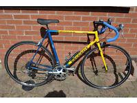 Richard Virenque 5000 23 1/2 CTT 14 Speed Racing Bicycle + Free Mountain Bike