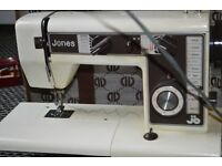 jones vx560 sewing machine