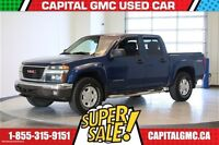 2005 GMC Canyon Crew Cab SLE Z71 *PST PAID-Keyless Entry-Leather