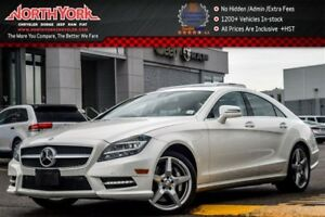 2014 Mercedes-Benz CLS-Class 550 4Matic|Lane Track.Pkg|H/K Audio