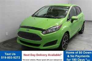 2015 Ford Fiesta SE 5-SPEED w/ ALLOYS! POWER PACKAGE! CRUISE CON