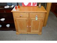 Small Pine Sideboard - GT 096