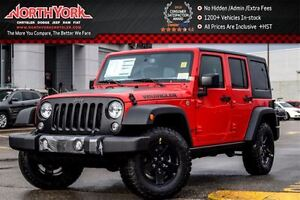 2017 Jeep WRANGLER UNLIMITED New Car Sport 4x4|HardTop|Bluetooth