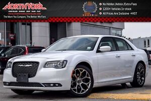2016 Chrysler 300 S|Nav|Pano_Sunroof|Leather|Beats Audio|Backup