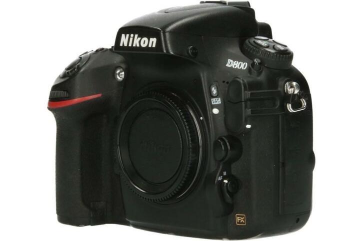 Tweedehands Nikon D800 Body Sn.:CM6955
