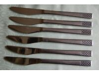Oneida Cherish & 'odds' Quality Vintage Cutlery, 44 items, £1 each, Excellent Condition