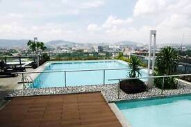 A beautiful holiday home or apartment in the heart of vibrant city Kuala Lumpur Malaysia