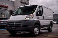 2016 Ram Promaster Low Roof Diesel Backup Cam Bluetooth Trac Cnt