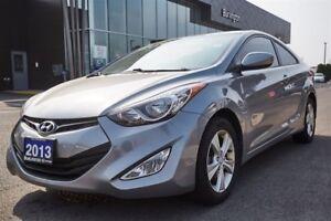 2013 Hyundai Elantra Coupe GLS SPORTY FUN / AUTO / TINT... AND M