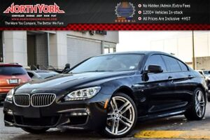 2015 BMW 6 Series 640i|xDrive|Sunroof|Nav.|RedLeather|harman/kar
